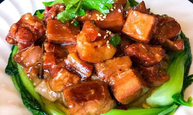 Enjoy this Chinese Style Braised Pork Belly recipe courtesy of Kim Phat: Recipe of the Week